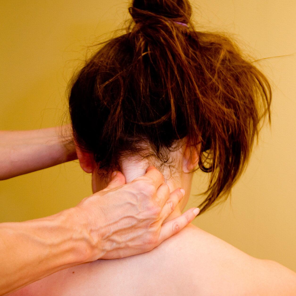 Nackmassage